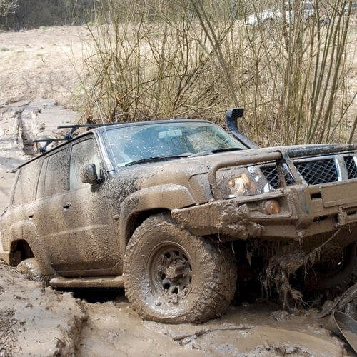 York Stag Off Road Partying Package Deal