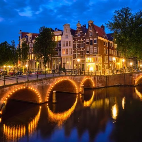 Amsterdam  Package Destinations