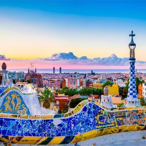 Barcelona  Package Destinations