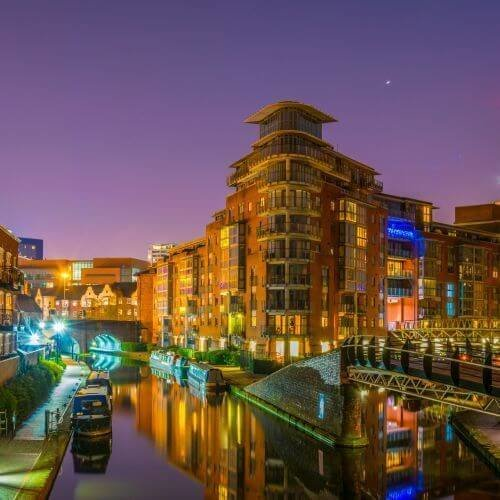 Birmingham  Package Destinations