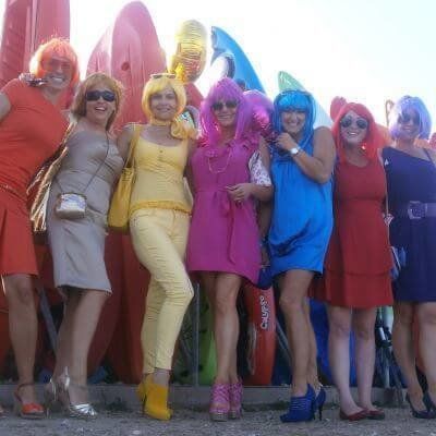 Bournemouth Hen Do Weekend Ideas