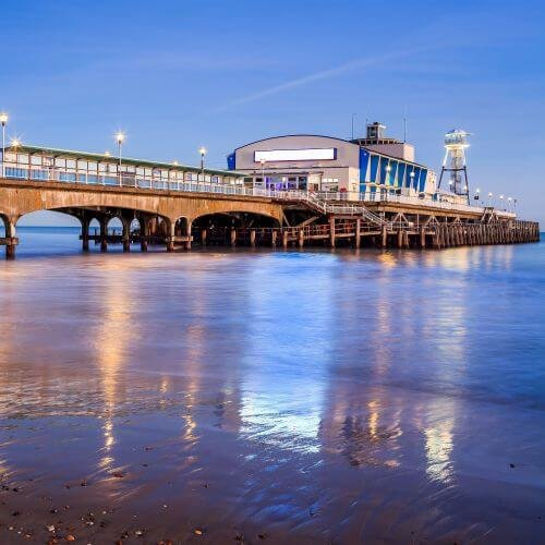 Bournemouth Hen Package Destinations