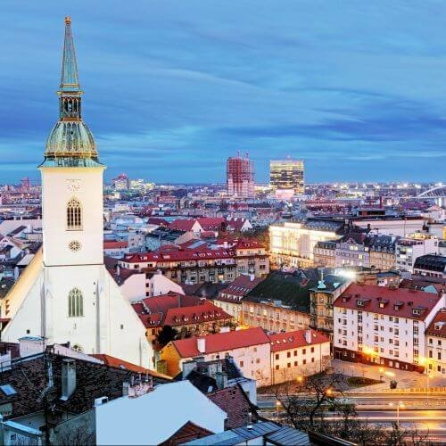 Bratislava Stag Package Destinations