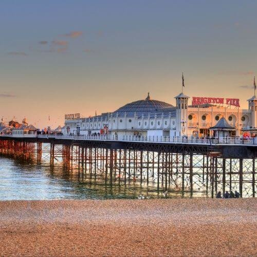 Brighton Hen Package Destinations