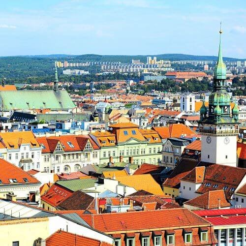Brno  Package Destinations