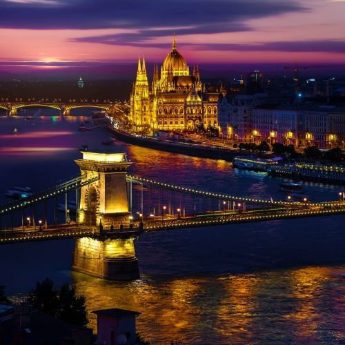 Budapest Hen Package Destinations