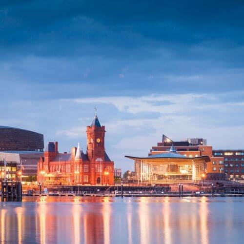 Cardiff  Package Destinations