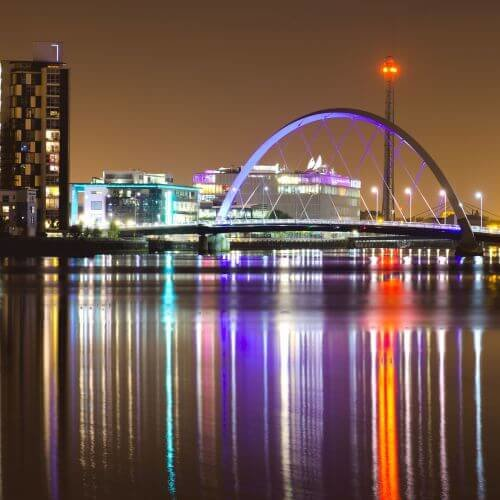 Glasgow  Package Destinations