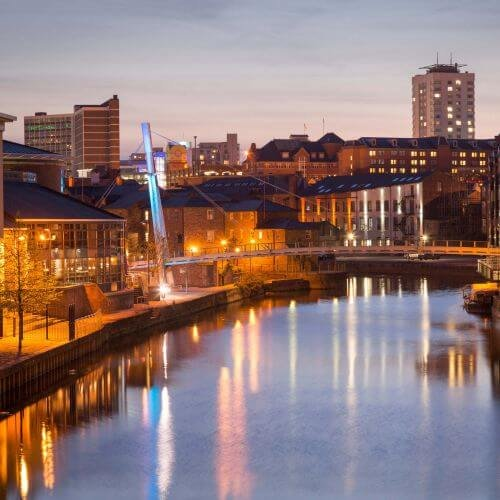 Leeds  Package Destinations