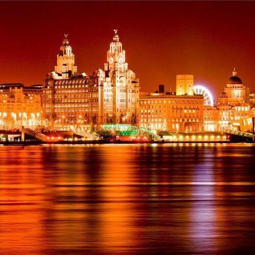 Liverpool Hen Package Destinations