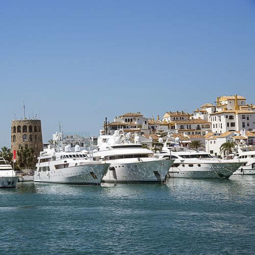 Marbella  Package Destinations