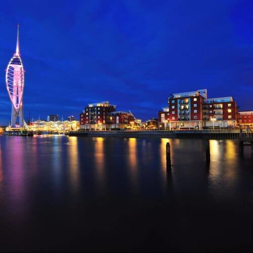 Portsmouth  Package Destinations