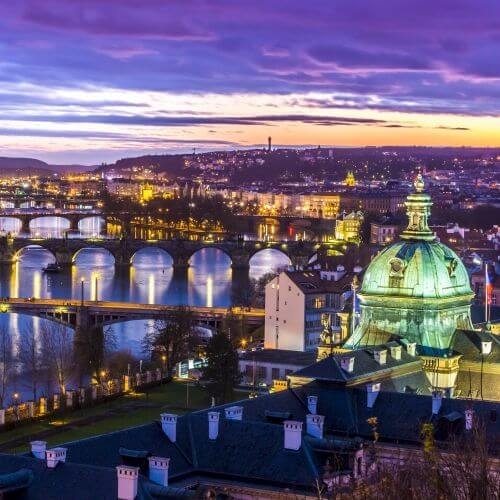 Prague Hen Do Weekend Ideas