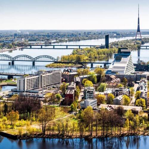 Riga  Package Destinations