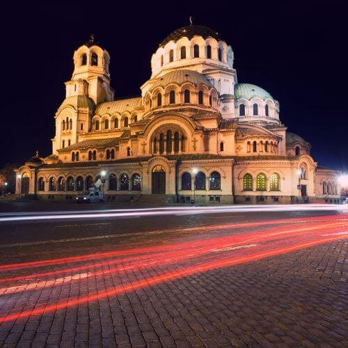 Sofia  Package Destinations