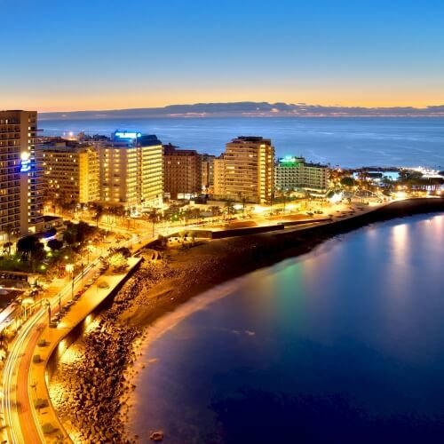 Tenerife  Package Destinations
