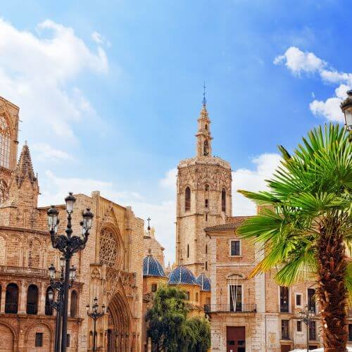 Valencia  Package Destinations