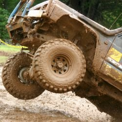Leeds Stag Activities 4x4 Off Road