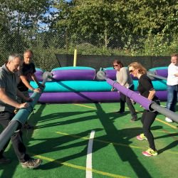 Edinburgh Hen Activities Human Table Football