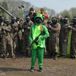 Liverpool Stag Activities Airsoft
