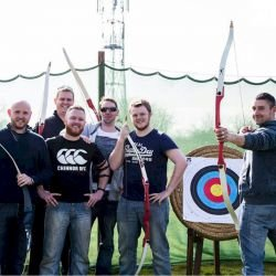 Liverpool Stag Activities Archery