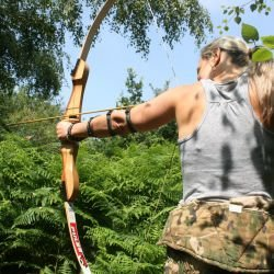 Liverpool Hen Activities Archery