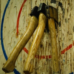 Liverpool Hen Activities Axe Throwing