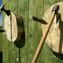 Bristol Birthday Activities Axe Throwing