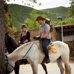 Barcelona Birthday Activities Horse Riding