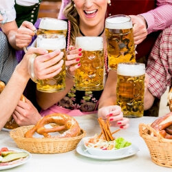 Liverpool Party Activities Bavarian Night
