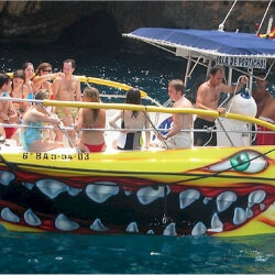 Benidorm Party Activities Speed Boat Ride