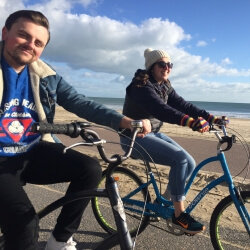 Bournemouth Stag Activities Bike Tour