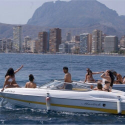 Benidorm Birthday Activities Boat Cruise