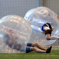 Portsmouth Party Activities Bubble Football