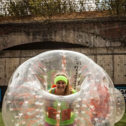 Edinburgh Hen Activities Bubble MayHEN