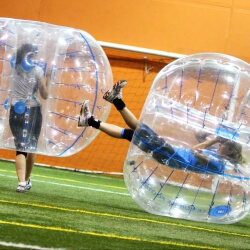 Newcastle Party Activities Bubble Football