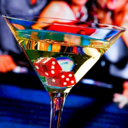 Edinburgh Hen Activities Casino Royale