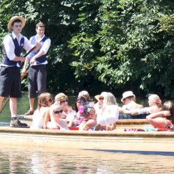 Cambridge Hen Activities Champagne Punt