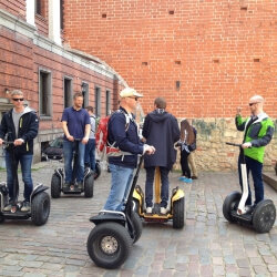 Riga Stag Activities Segway