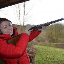 Edinburgh Hen Activities Clay Pigeon Shooting