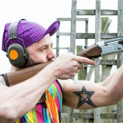Berlin Stag Activities Clay Pigeon Shooting