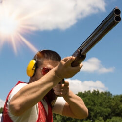 Liverpool Birthday Activities Clay Pigeon Shooting