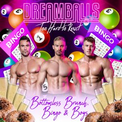Hen Activities Dreamboys Bingo