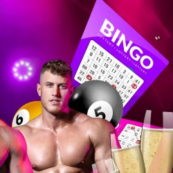 Birthday Activities Dreamboys Bingo