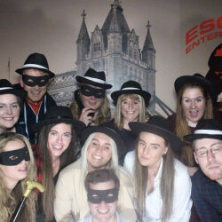 London Birthday Activities Escape Room