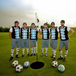 Benidorm Stag Activities Foot Golf