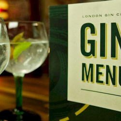 London Stag Activities Gin Tasting