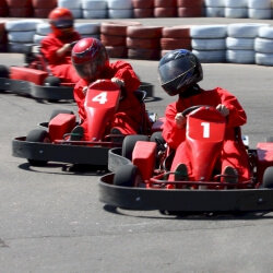 Benidorm Birthday Activities Go Karting Outdoor