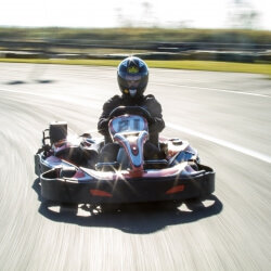 London Birthday Activities Go Karting Outdoor