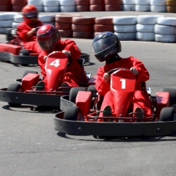 Berlin Stag Activities Go Karting Outdoor